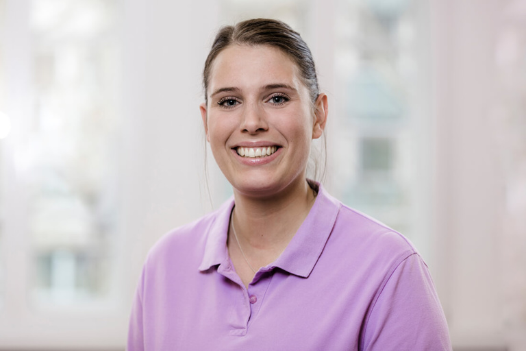 Frauenärztin Köln Innenstadt - Dr. Behrendt-Faulhaber - Team - Alina Cella